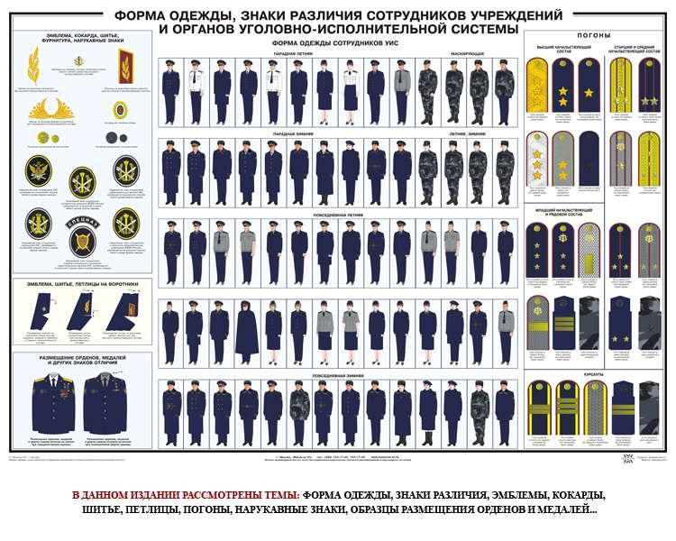 Фсин Форма Одежды